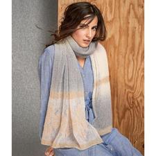 Komplettpackung Schal aus Silkhair von Lana Grossa