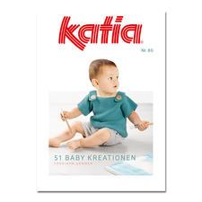 "Heft - Katia Baby Nr. 80 Heft ""Katia Baby Nr. 80"""