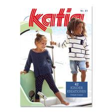 """Heft """"Katia Kinder Nr. 81"""""""