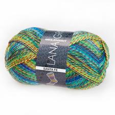6510 Giftgrün/Grün/Hellblau/Blau
