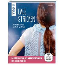 """Buch """"Lace stricken lernen"""""""