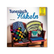 "Buch - Tunesisch Häkeln Buch ""Tunesisch Häkeln"""