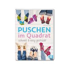 """Buch """"Puschen im Quadrat"""""""