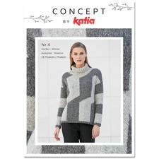 "Heft - Katia Concept Nr. 4 Heft ""Katia Concept Nr. 4"""