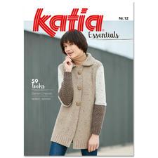 """Heft - Katia Essentials Nr. 12 Heft """"Katia Essentials Nr. 12"""""""