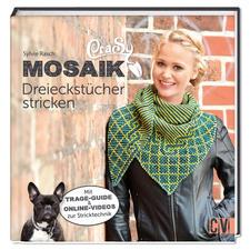 Buch - CraSy® Mosaik – Dreieckstücher stricken