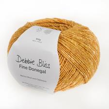 Fine Donegal von Debbie Bliss Luxus Garn aus reinen Naturfasern.