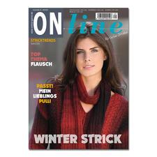 "Heft - ONline Stricktrends Ausgabe Winter Heft ""ONline Stricktrends Ausgabe Winter"""