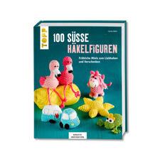 Buch - 100 süße Häkelfiguren