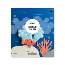 Heft – Creative Bubble, Beyond the Sea Fancy Unterwasserwelt-Spülschwämme häkeln
