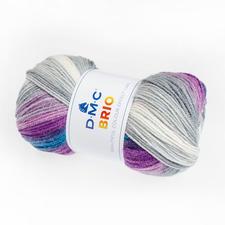 407 Natur/Grau/Violett/Blau