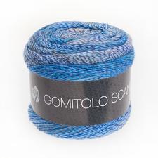501 Grau/Blau meliert