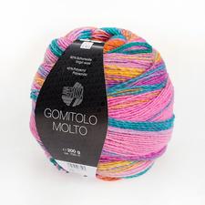 602 Orange/Lila/Petrol/Rosa/Gelb/Pink