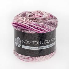 908 Zartrosa/Rosa/Pink/Fuchsia/Graubraun