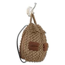 Modell 129/5, Rucksack aus Bandana und Trocadero von Junghans-Wolle