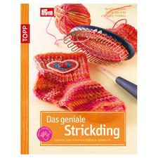 "Buch ""Das geniale Strickding"""