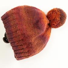 Modell 188/2, Mütze, Schal und Pulswärmer aus Scala von Junghans-Wolle