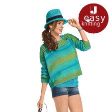 Modell 230/4, Pullover aus Pinta von Junghans-Wolle