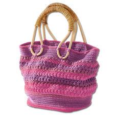 Modell 116/5, Tasche aus Pinta von Junghans-Wolle