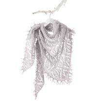 Modell 180/4, Dreiecktuch aus Aerea von Junghans-Wolle