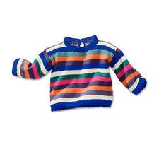 Modell 240/4, Pullover aus Cotton-Superfine II von Junghans-Wolle