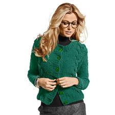 Modell 274/4, Jacke aus Nicka von Junghans-Wolle