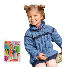 Modell 251/4, Pullover aus Landwolle von Junghans-Wolle