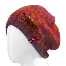 Modell 294/4, Mütze aus Scala von Junghans-Wolle