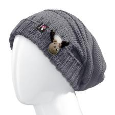 Modell 296/4, Mütze aus Merino-Extrafein von Junghans-Wolle