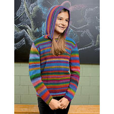 Modell 354/4, Pullover aus Mille Colori Baby von LANG Yarns