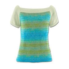 Modell 423/5, Pullover aus Pinta und Dacapo von Junghans-Wolle Modell 423/5, Pullover aus Pinta von Junghans-Wolle