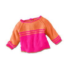 Modell 444/5, Pullover aus Cotton-Superfine II von Junghans-Wolle