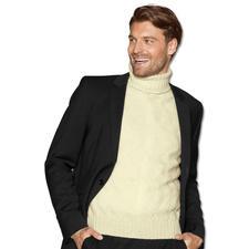 Modell 858/5, Komplettpackung Pullover aus Merino-Supersoft von Junghans-Wolle