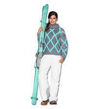 Modell 259/5, Pullover aus Merino Dick von Junghans-Wolle