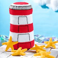 Anleitung 452/5, Leuchtturm und Seesterne aus Poco von Junghans-Wolle