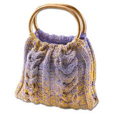 Modell 117/5, Tasche aus Pinta von Junghans-Wolle