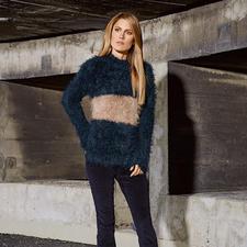 Modell 226/5, Pullover aus Peppina von Lana Grossa