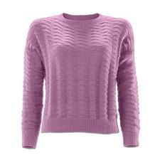 Modell 106/6, Pullover aus Fluffina von Junghans-Wolle