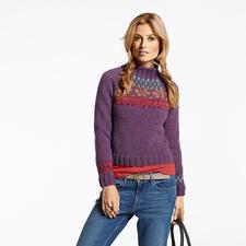 Modell 209/6, Pullover aus Freizeit 6-fädig von Junghans-Wolle