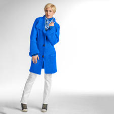 Modell 264/6, Mantel aus Uppland von Junghans-Wolle