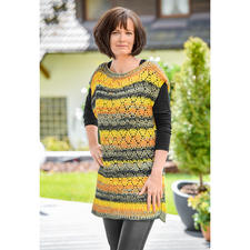 Anleitung 360/6, Longtop aus Bandy Color von Woolly Hugs