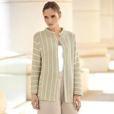 Modell 112/7, Jacke aus Silk Viscose von Katia
