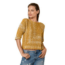 Anleitung 107/8, Damen Pullover aus Malibu Plus von Katia
