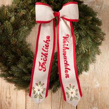 """Fröhliche Weihnachten """"Christrose"""""""