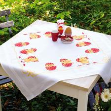 """Tischdecke oder Tischläufer """"Küken"""""""