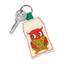 Bunte Schlüsselanhänger