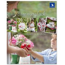 Buch - Sommerglück – Stick- & Nähprojekte für Dich und mich Buch - Sommerglück