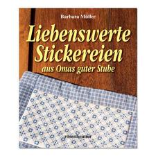 Buch - Liebenswerte Stickereien Liebenswerte Stickereien