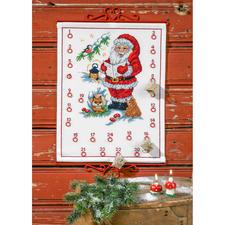"""Adventskalender - Singender Weihnachtsmann Adventskalender """"Singender Weihnachtsmann"""""""