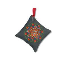 Nadelkissen in Folklore-Optik - Folklore III Easy Stitching – besonders einfache und schnelle Stick-Ideen